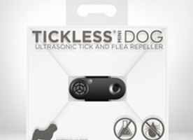 Tickless Ultrasonic Rechargeable Tick and Flea Repeller