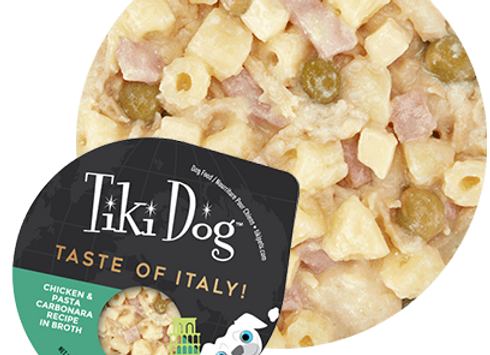 Tiki Dog Taste Of Italy 4 pack