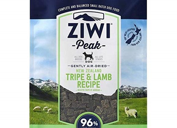 Ziwi Peak Dog Air-Dried Tripe & Lamb 2.2lbs