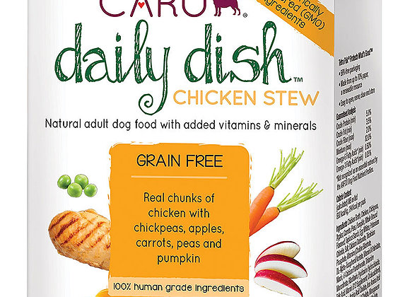 CARU DOG STEW DAILY CHICKEN 12.5OZ (case of 12)