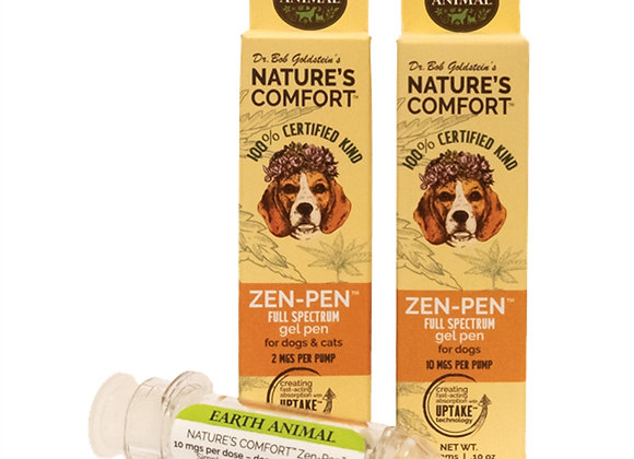 EARTH ANIMAL ZEN PEN 10 mgs (Dogs Only)