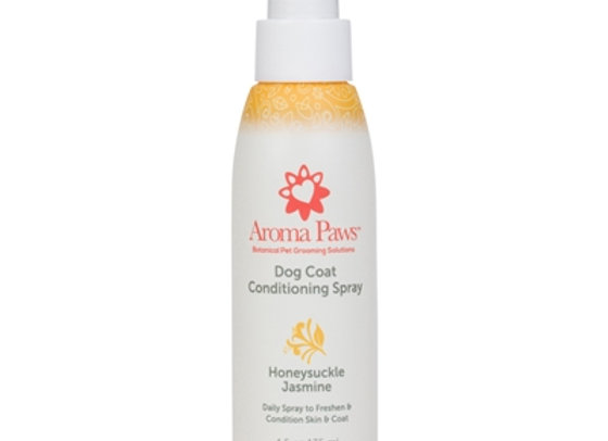 Honeysuckle Jasmine Dog Coat Spray, incredible smell, healthy coat and shine