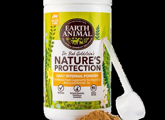 Earth Animal Flea and Tick Program Daily Internal Powder For Dogs 16oz