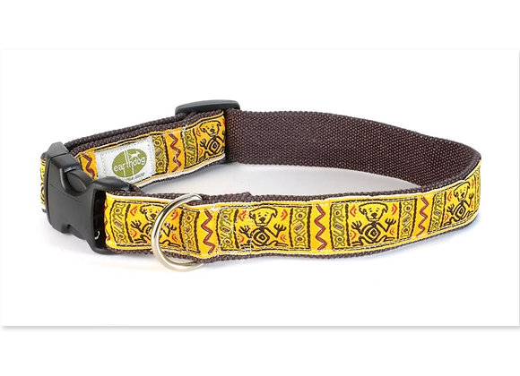 Hemp Adjustable Dog Collar - Seamus