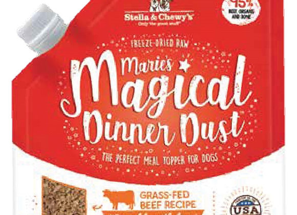 STELLA & CHEWY'S DOG FREEZE-DRIED MARIE'S MAGICAL DINNER DUST BEEF 7OZ