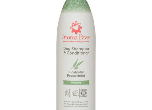 Organic Dog Shampoo Eucalyptus Peppermint