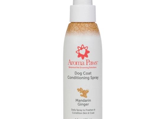 Mandarin Ginger Dog Coat Spray, antioxidant, improves circulation