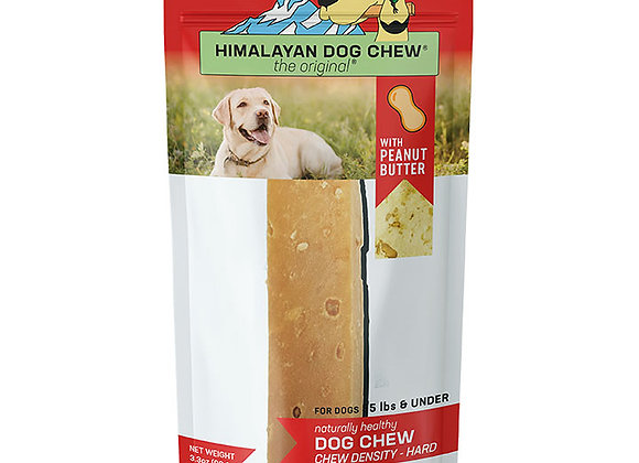 HIMALAYAN DOG CHEW PEANUT BUTTER LARGE 5.3OZ