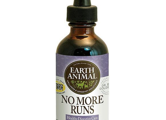 EARTH ANIMAL NO MORE RUNS 2OZ