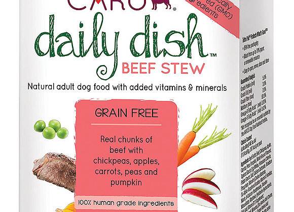 CARU DOG STEW DAILY BEEF 12.5OZ (case of 12)
