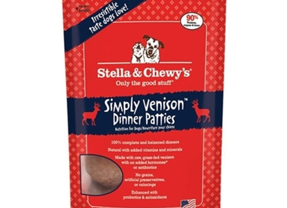 Stella & Chewys Freeze Dried Dog Food- Venison 15oz
