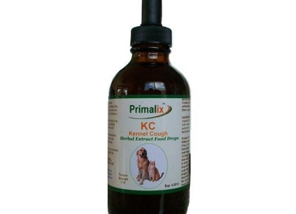 PRIMALIX® KC FOR KENNEL COUGH IN DOGS, USDA Certified Organic, Human Grade Ingredients