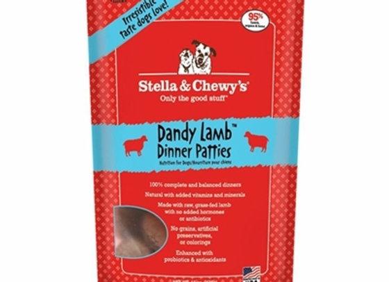 Stella & Chewys Freeze Dried Dog Food-Lamb 15oz