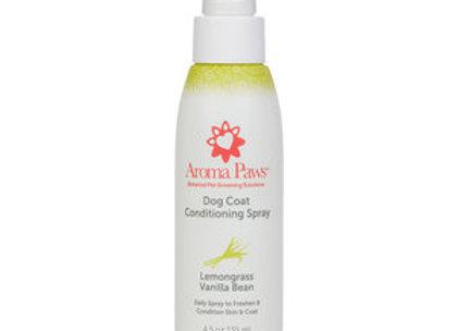 Dog Coat Conditioning Spray (Lemongrass Vanilla Bean