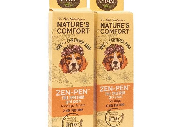 EARTH ANIMAL DOG CAT NATURE'S COMFORT ZEN PEN 2MG
