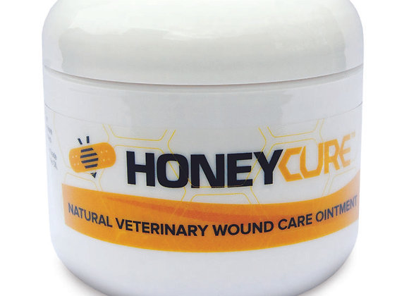 Honey Cure Wound Healing Product for Dogs & Humans!