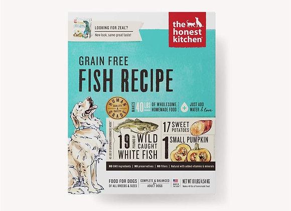 Honest Kitchen Dog Grain Free Fish 10 Lbs. Box