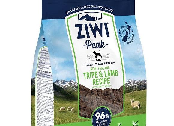 Ziwi Peak Dog Air-Dried Tripe & Lamb 5.5lbs