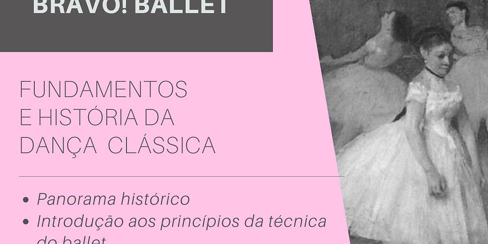 Webinar   Fundamentos e História da Dança Clássica   10 e 11/7