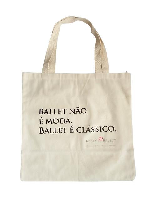 Ecobag Bravo! Ballet
