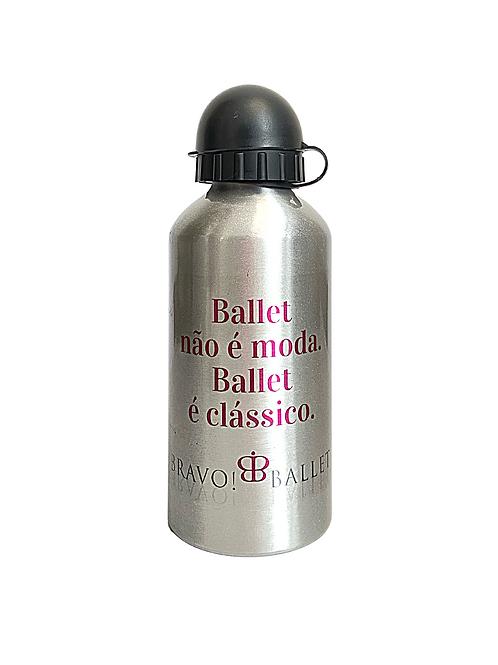 Garrafinha de alumínio Bravo! Ballet