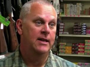 Gun Store Owner Stops Mass Shooting