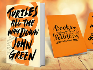 Spoilers Free Review of: John Green's Turtles All the Way Down