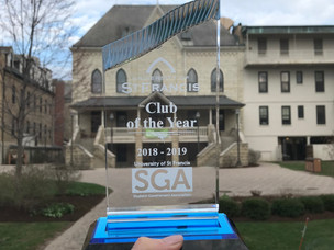 "USF Encounter Wins ""Club of the Year"" Award"