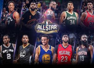 NBA Announces 2017 All-Star Starting Lineup