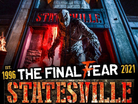 The Final Fear: Statesville Haunted Prison Closing After 25 Years