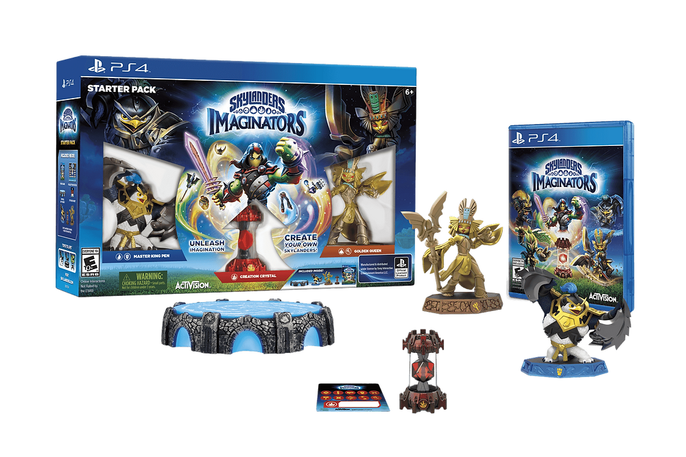 Photo courtesy of Skylanders.com