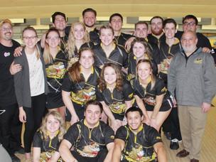USF Men and Women's Bowling Dayton Bound