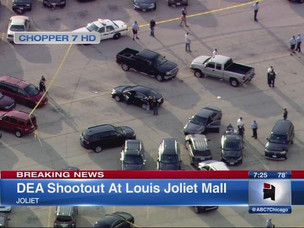 Charges Filed in Louis Joliet Mall Shooting