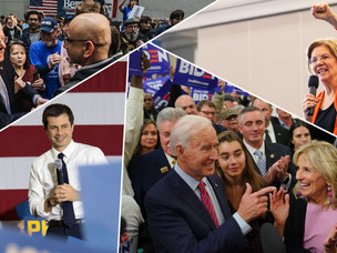 Chaos and Confusion Amid Buttigieg, Sanders and Trump Victory at the Iowa Caucuses