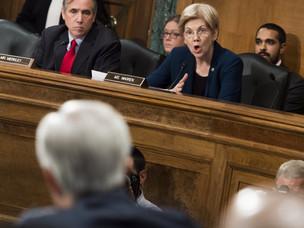 "Elizabeth Warren to Wells Fargo CEO: ""You Should Resign"""