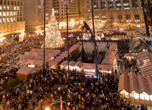 Christkindlmarket Coming to Naperville