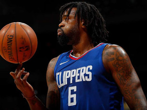 Clippers Center DeAndre Jordan featured heavily in trade talks