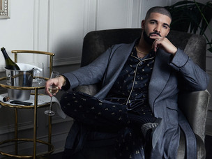 Drake Dishes Big Hollywood Moves, Harry Potter and More to 'The Hollywood Reporter'