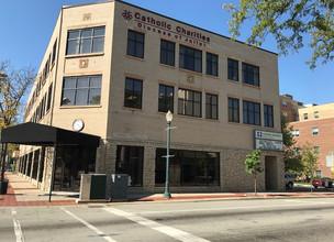 Possible New Downtown Joliet Restaurant in Catholic Charities Building