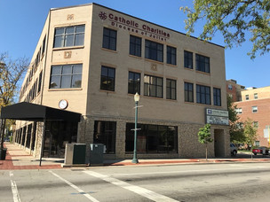 Possible New Downtown Joliet Restaurant in Catholic Charities Building