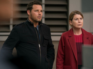 Grey's Anatomy's 300th Episode Will Have You Seeing Ghosts