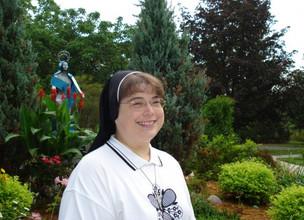Meet Sister Gayle Lynn Rusbasan