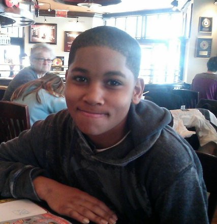 Tamir Rice, photo courtesy of the New York Times