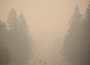 Wildfires continue to burn out west