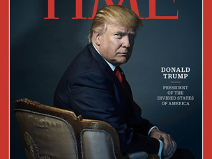 President-Elect Named TIME's 'Person of the Year'