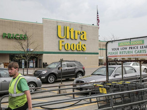 Joliet Ultra Foods Closing