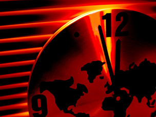 World now two minutes away from midnight on the Doomsday Clock