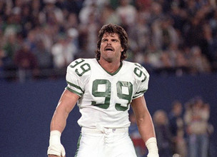 Former New York Jet Diagnosed with Alzheimers, Parkinson's and Dementia