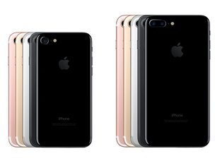 Apple Announces iPhone 7