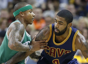 NBA trade alert: Kyrie Irving and Isaiah Thomas swap teams